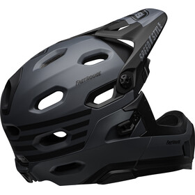 Bell Super DH MIPS Helmet fasthouse, matte gray/black